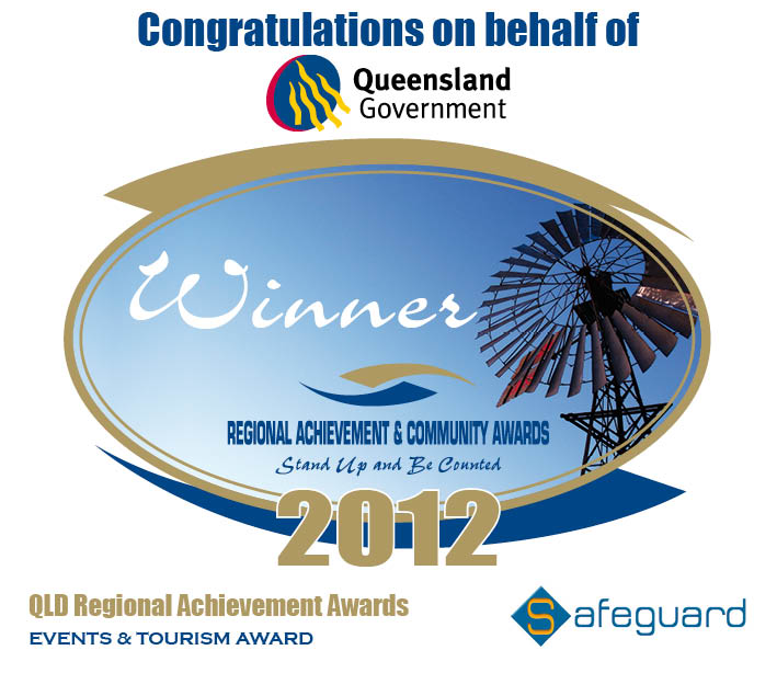 Winners of the QLD Regional Achievement Award